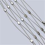 ステンレス鋼のフェルールのタイプケーブルの網