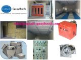 아래로 Draft Spray Booth 또는 Pain Box