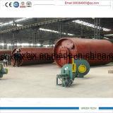 전부 열어 놓은 Doopr 기계를 만드는 10 톤 타이어 열분해 기름