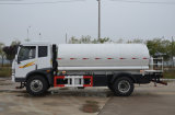 Venta caliente de Faw 10 toneladas de agua del tanque del carro