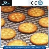 Verbundwebart-Edelstahl-Ineinander greifen-Riemen für Biskuit