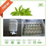 Tablettes de bonne qualité de Stevia de prix usine en vrac