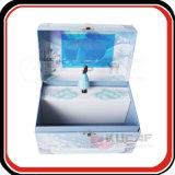 Contenitore di imballaggio di carta su ordinazione del regalo del fornitore professionista con la serratura