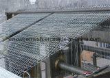 Rete metallica esagonale/rete metallica quadrata galvanizzata