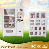 Máquina de venda automática de shorts de biquíni com 7 bandejas operadas por Mdb