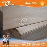 Madeira de porta de madeira contraplacado fino / contraplacado super fino para embalagem