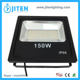 Nouveau type Slim LED Flood Light avec boîtier en aluminium, Outdoor Flood Light