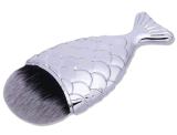 Brosse de maquillage 1PCS brosse de la fondation de la forme de poisson de haute qualité brosse Mermaid