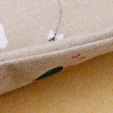 Couleur naturelle du coton imprimé publicitaire Sac en toile de magasinage