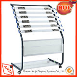 Metal Megazine Display Megazine Display Rack