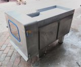 Grand en acier inoxydable de type de viande automatique Machine de découpe Dicer Cube