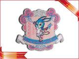 La qualité de tissu de coton tissé vêtement patch Patch