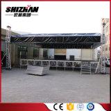 Portable Outdoor Indoor Concierto etapa Mudular Aluminio