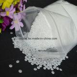 Saco plástico do Zipper do LDPE com produto comestível