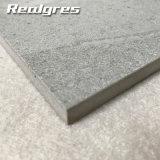 Graues Wohnzimmer-Wand-volles Karosserien-Steinwand-Porzellan-keramische Fußboden-Fliesen