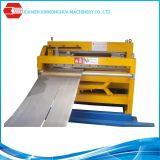 Прямо & сплющенная машина листа автоматическая разрезая