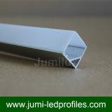 Espulsioni del montaggio di superficie LED di forma di v di angolo per il mercato degli Stati Uniti popolare