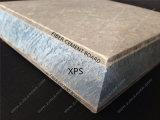 L'ENV o XPS rende incombustibile il pannello a sandwich