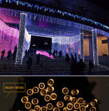 50m 500LEDs/String休日の装飾のための太陽動力を与えられたLED妖精ストリングライト