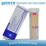 Papel de prueba del ozono del laboratorio (en aire) (LH1021)
