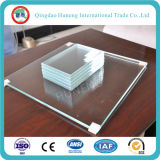 12mm Extra Clear Float Glass para Green House, Roof, Cermmercial Building