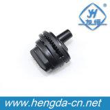 Black Bloqueador de Combinação Bleack para Arma Safe (YH1224)