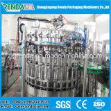 Машина завалки бутылки любимчика для завода Carbonated питья заполняя