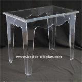 Tableau dinant acrylique Btr-Q1001 en verre organique