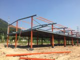 China prefabricó la estructura de acero ligera para el taller
