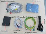 Precio más barato médico portable caliente del monitor paciente del sitio de operación de la venta Yspm80A