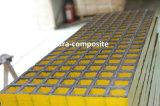 Grate antistatiche della plastica a fibra rinforzata