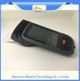 Colector de datos sin hilos con la impresora, explorador del código de barras, RFID