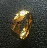 Cómodo mejor venta de joyas chapado en oro Anillo de dedo (SSR2689)