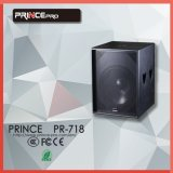 220mm Magneet PRO Audio1000W RMS Subwoofer