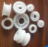 Части изготовленный на заказ Nylon пластмассы точности отливая в форму