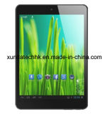 7.85 pouces WiFi Tablet PC Quad Core Action7029 Chipset 1024 * 768IPS A800