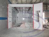Cabine de pulverizador Wld8400 automotriz com sistema Waterborne