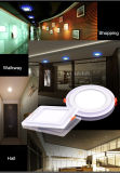 16W Dimmable Round Double Color LED Panel Lightings