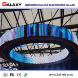 P3.912.98/P/P/P5.954.81 Intérieur Extérieur/tour incurvée Location d'installation fixe de l'écran d'affichage vidéo LED/panneau/signer/mur