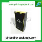 Qualitäts-faltbarer Farben-Shampoo-Flaschen-Papier-Geschenk-Kasten