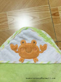 Полотенце младенца с капюшоном с высоким качеством