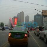Pantalla de visualización a todo color de LED de la publicidad al aire libre P8 (768*768)