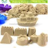 Sable magique en bloc en gros pour le sable mobile de jeu créateur de sable dynamique d'enfants