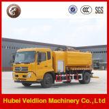 Aspirazione di vuoto delle acque luride di Dongfeng 6X4 & camion di trivellazione a getto ad alta pressione, 10, camion di aspirazione delle acque luride da 000 litri