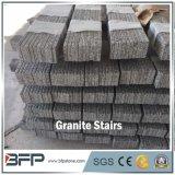 Opération grise flambée de granit de G623 Lara à vendre l'étage et de granit