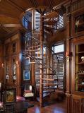 Treppenhaus-Hersteller/im Freien verwendete gewundenes Treppenhaus-Preise/Außentreppen-Entwurf