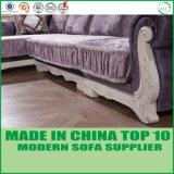 Base de madeira encantadora do sofá da tela de Hoem da mobília