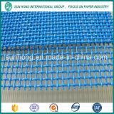 Schermo dell'essiccatore del poliestere del tessuto normale per la macchina di carta