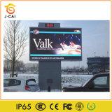 La publicité de l'Afficheur LED polychrome extérieur P8 avec le prix bon marché