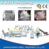 máquina de reciclaje de plástico/máquina de reciclaje de residuos de plástico/PE/PP máquina de reciclaje de plástico
